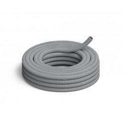 Caño tecnocom cpv corrugado pesado ignifugo 25mm 1 hormigon