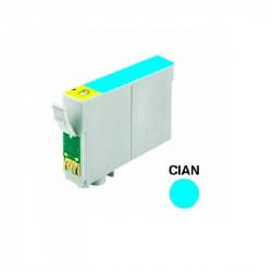 Cartucho orink cyan para epson t133220 p/t25-tx125-tx420