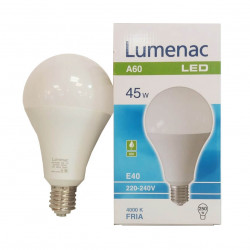 Lampara led lumenac de 45w e40