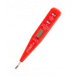 Detector de voltaje tbc ts-0228a tipo lapicera 12/220v ca-cc