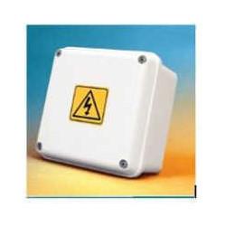 Roker caja paso blanca ext.ip65 antill/uv 212x162x 50mm