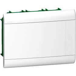 Caja empotrable plástica schneider easy9 para 12 polos...