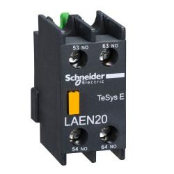 Módulo de contactos auxiliares schneider easypact tvs 2nc