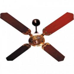 Ventilador de techo condor 1.2m con 4 palas madera color...