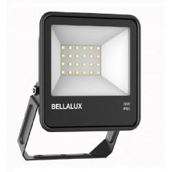 Proyector led bellalux ip65 30w/830 3000k 2550lm