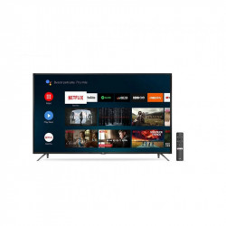Tv led rca 55' smart 4k android tv