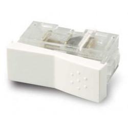 Módulo interruptor cambre sxxii 10a blanco combinado