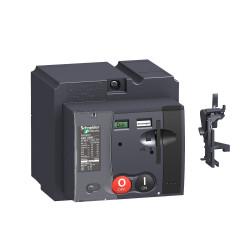 Mando motor schneider mt100/160 para nsx100-160 220-240v...