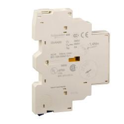 Contacto auxiliar schneider gvan lateral na/na para gv2