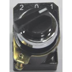Selector conmutador aea 7200 n plástico de palanca corta...