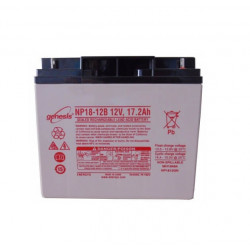 Bateria genesis by lyonn de electrolito absorbido 12v 18ah