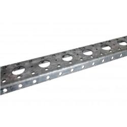 Riel porta elementos genrod s9000 estándar x 1 metro