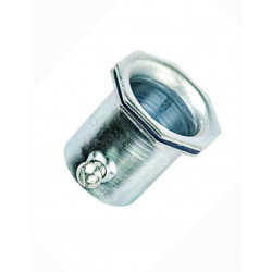 Conector delga de hierro 36 mm 1 1/2