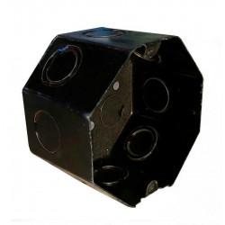 Caja metalica liviana losa radiante