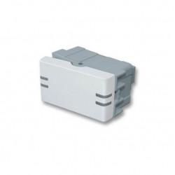 Módulo interruptor jeluz 10a blanco combinado
