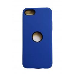 Protector tpu soul soft reforzado para iphone se-2020...