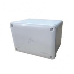 Caja de paso genrod 22162111b pvc ip65 blanca 165x210x110