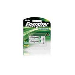 Pila aaa energizer recargable blister de 2 unidades