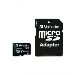 Memoria micro sd verbatim 44085 128gb clase 10