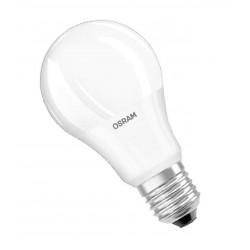 Lámpara led osram classic dimm e27 9w/830 220v luz cálida
