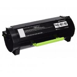Toner indigo alternativo 50f4h00 para lexmark ms315 negro