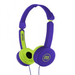 Auricular maxell kids kz-13 manos libres stereo 3.5mm...