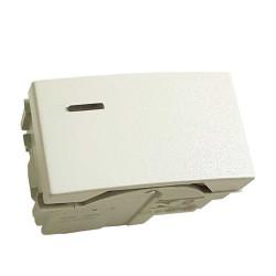 Roda blanco modulo 1/2 combinacion