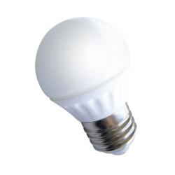 Lámpara led tbc gota de fantasía g45 e27 de 3w luz cálida