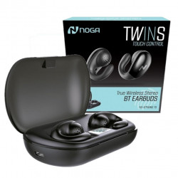 Auricular noga ng-btwins 19 earbuds bluetooth sport touch...