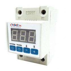Protector modular de sobre y baja tensión tbc tdp-140...