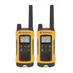 Handy motorola walkie talkie duo t-400