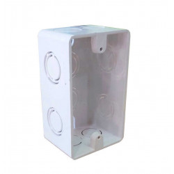 Tecnocom - caja pvc rectangular