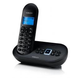 Teléfono inalámbrico noblex ndt-4500 con contestador e id...