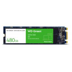 Disco solido ssd western digital wds480g2g0b 480gb green...