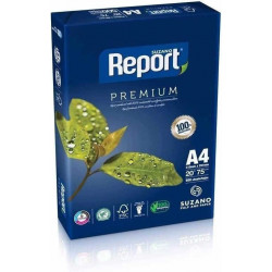 Resma report 500 hojas papel a4 75g