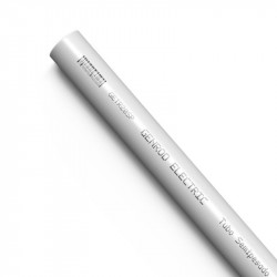 Caño genrod de pvc con memoria semipesado 20mm 3/4 3mts