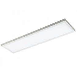 Panel tbcin led rectangular 48w luz dia 120x30cms 4500lm