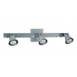 Aplique san justo dr19023 galia 3 luces base regleta 60 cms