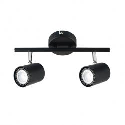 Spot markas aplique u1032 de 2 luces gu10 con barral de...