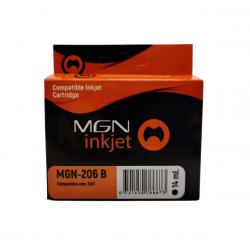 Cartucho para epson alternativo negro magna 206b xp2101