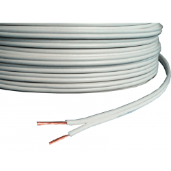 Cable paralelo bipolar de 2,50mm2 x 20mts