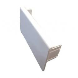 Tapa final zoloda e-100-50-bl de 100x50
