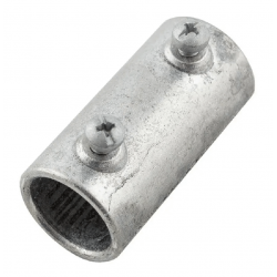 Unión empalme gc de 3/4 aluminio