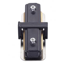 Conector para riel ledvance i negro tracklight
