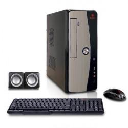 Pc exo cpu amd athlon 3000g 120gb ssd 4gb ram