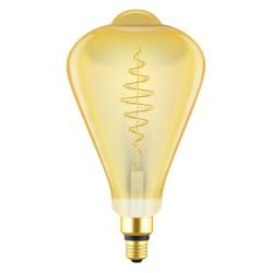 Lámpara led osram vintage fil edison spiral 5w e27 2000ºk...