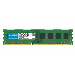 Memoria ram crucial ct102464bd160b de 8gb ddr3 1600mhz
