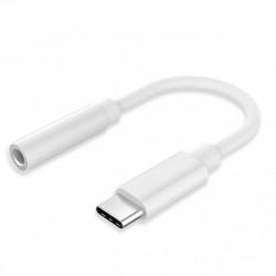 Cable adaptador soul tipo c a 3.5mm hembra