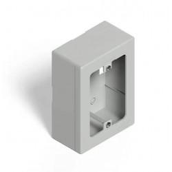 Caja rectangular genrod 02215pb de superficie blanca