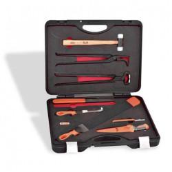 Set herrador bahco hr-8m 8 piezas con maletin